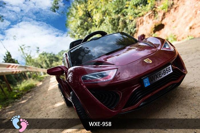 Xe hơi điện trẻ em WXE-958 9