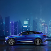 F-PACE Preview App