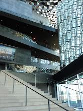 Photo: Reykjavík, Konzerthaus und Konferenzzentrum Harpa