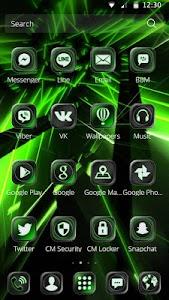 Genesis Green Tech Theme screenshot 2