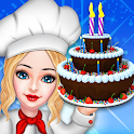 Bakery Tycoon : Bake, Decorate and Serve Cakes icon