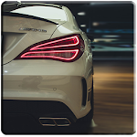 Benz CLA200 Driving Simulator Icon
