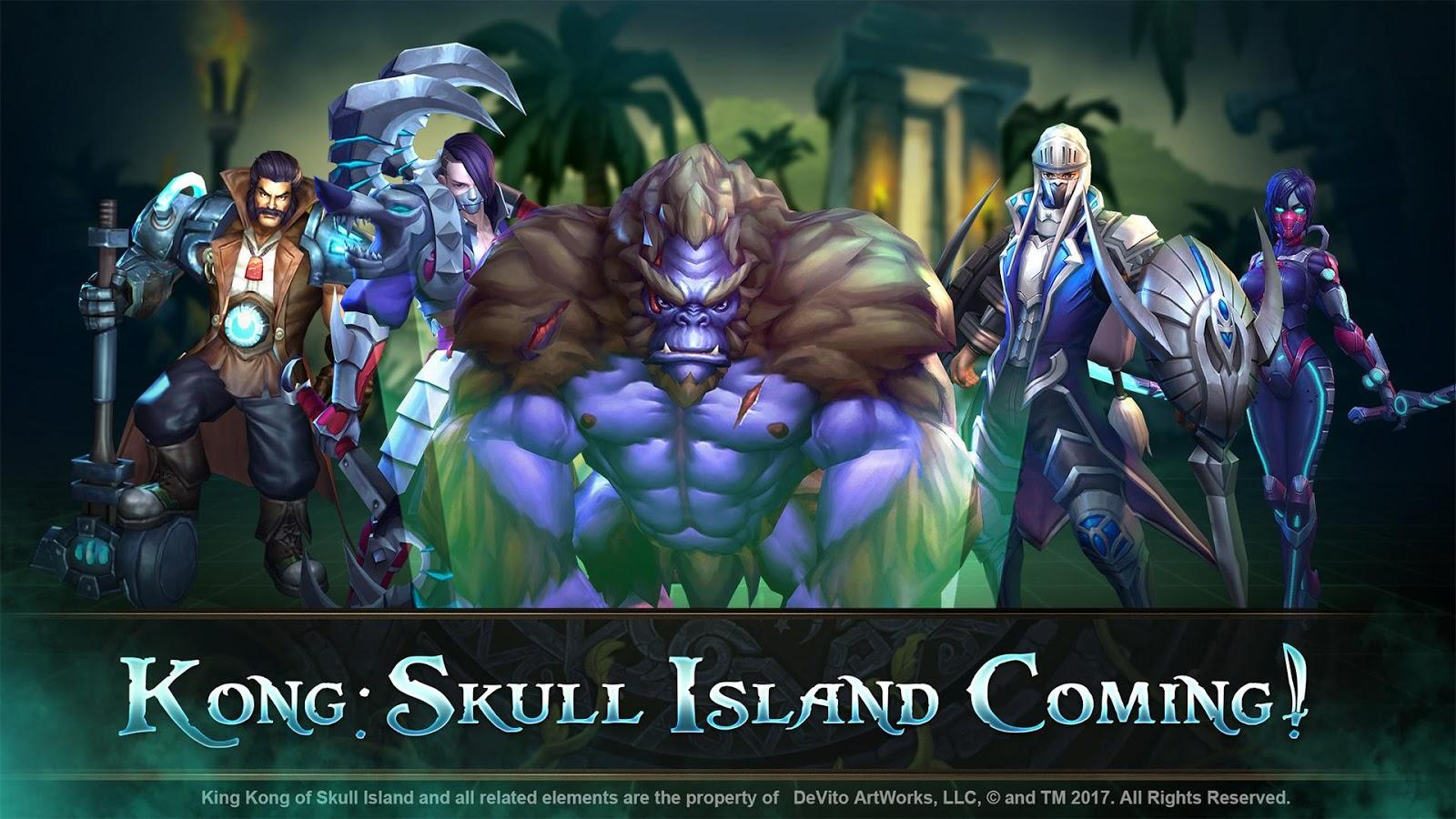 Take Me To The King Free Download Skull