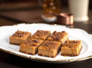 Sandra Lee's Triple-caramel Cheesecake Recipe