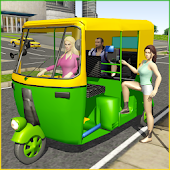 Tuk Tuk City Driving Simulator 2018