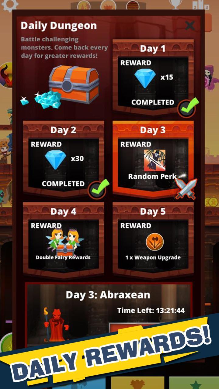 Tap Titans Screenshot 5
