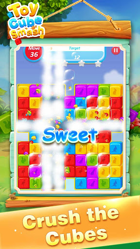 Toy Cube Smash: Attractive Cube Crush Puzzle Game 1.0.4 screenshots 2