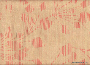 Photo: Royale 24 - 5TH DIMENSION – SOFT RUST (100% Polyester)
