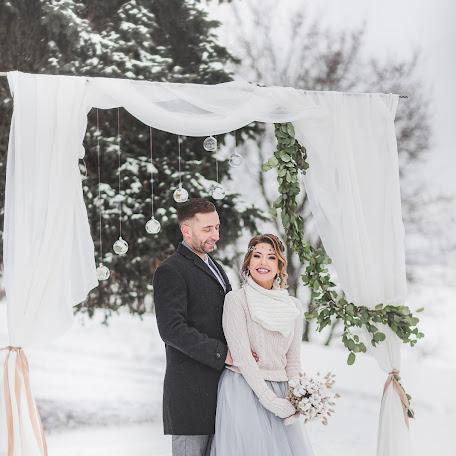 Wedding photographer Anzhela Abdullina (abdullinaphoto). Photo of 31.01.2018