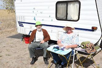 Photo: Bert and Jenny
