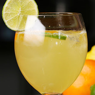 Citrus Tequila Sangria With Kaitlin Olson #TastyHappyHour.