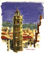 Photo: el fadri tower OIL