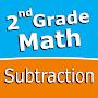 Премиум Second grade Math - Subtraction временно бесплатно