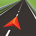 GPS Navigation - Drive with Voice, Maps & Traffic icon