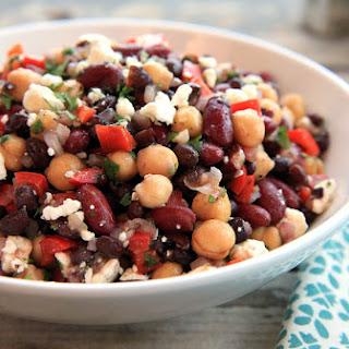 Mixed Bean Salad Recipe