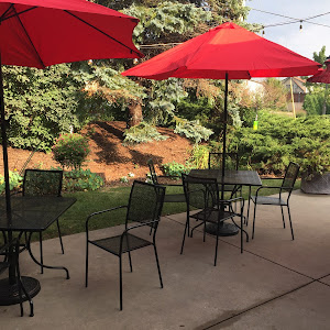 East Patio at Brown Deer