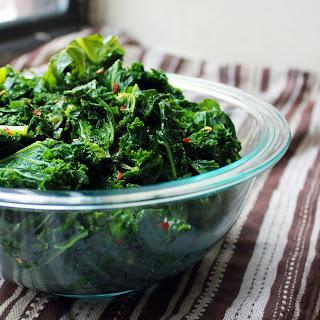 Zesty Honey Kale