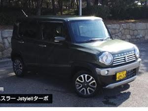 ハスラー  Jstyle-Ⅱ ターボ 2WD H29年式のカスタム事例画像 まつさんの2018年02月14日06:23の投稿
