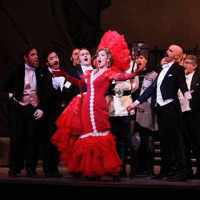 VO's Merry Widow a comedic tour-de-force