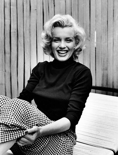 Photo: Marilyn Monroe by Aflred Einstaedt