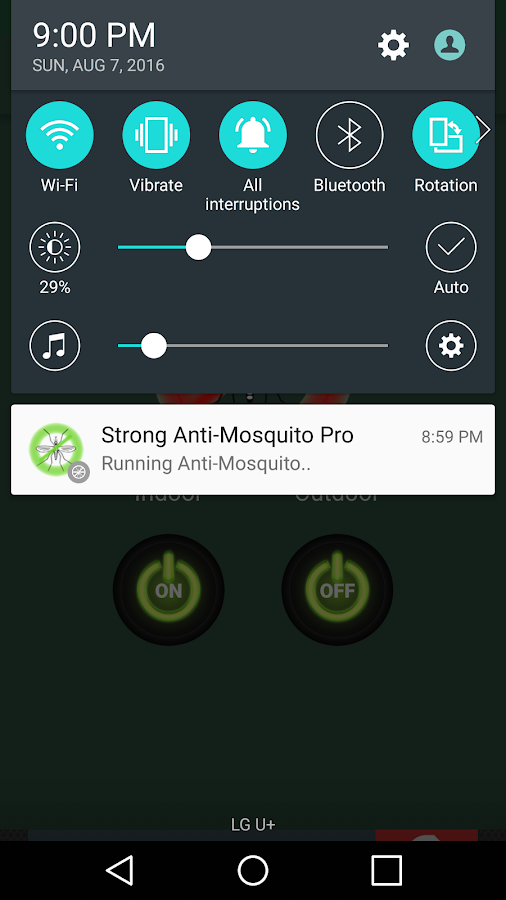 Strong Anti Mosquito Prank- screenshot