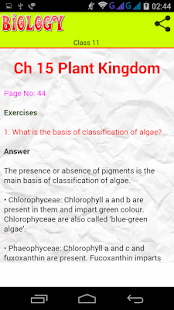 Class 11 biology solutions android apps on google play class 11 biology solutions screenshot thumbnail malvernweather Gallery
