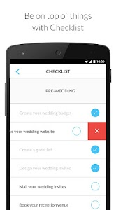 Knots - Wedding Planner App screenshot 4