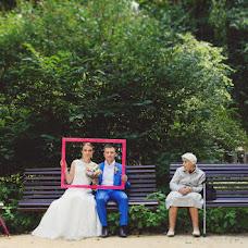Wedding photographer Elena Zayceva (Zaychikovna). Photo of 27.07.2015