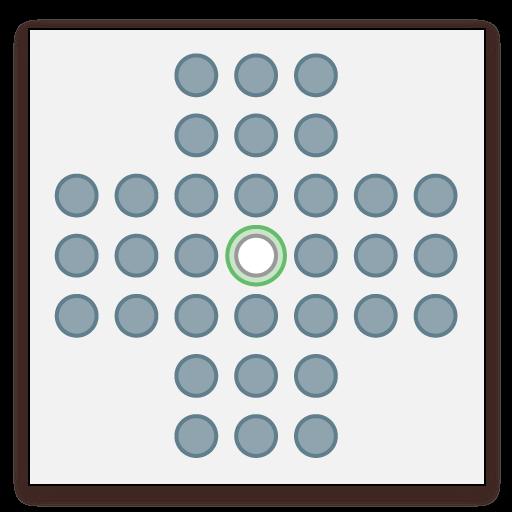ペグ・ソリテール 棋類遊戲 App LOGO-硬是要APP