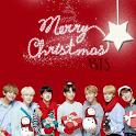 BTS Jungkook Christmas Wallpapers icon
