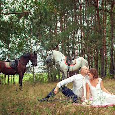 Wedding photographer Alena Levay (0507). Photo of 28.09.2014