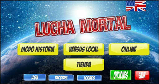 Lucha Mortal Latinoamerica screenshots 1