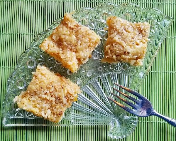Mandarin Orange Coconut Bars For Mother's Day Recipe