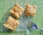 Mandarin Orange Coconut Bars for Mother's Day