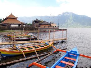 Photo: Bali - Pura Ulun Danu and Lake Bratan