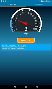 Internet Speed Test Meter - náhled