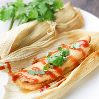 Easy Mexican Pork Tamales