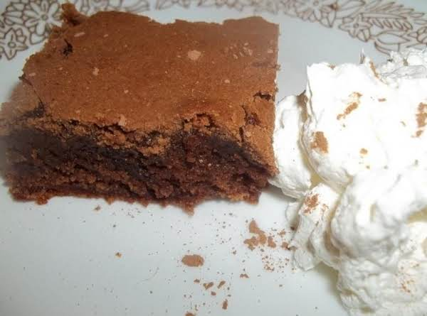 Mighty Fine Brownies Recipe