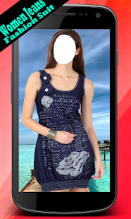 Women Jeans Wear Fashion Suit- screenshot thumbnail