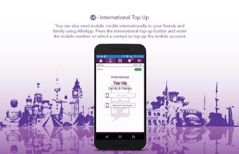AlloApp - Intl Calling & TopUp screenshot 5