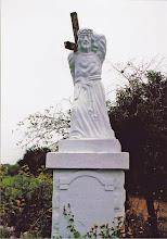 Photo: Lipiec 2002 - odrestaurowana figura autorstwa Antoniego Suchorowskiego z 1933