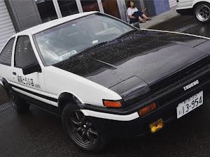 スプリンタートレノ AE86 AE86 GT-APEX 58年式のカスタム事例画像 lemoned_ae86さんの2020年05月20日12:11の投稿
