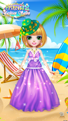 Princess Makeover Salon 2  screenshots 8