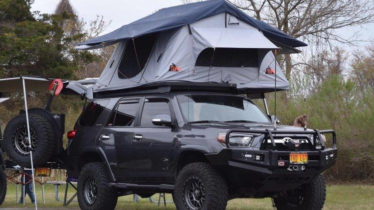 for  Roof-Top Tents