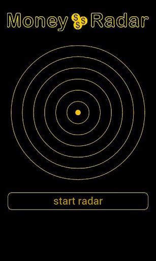 Money Radar Detector Simulated screenshot 6