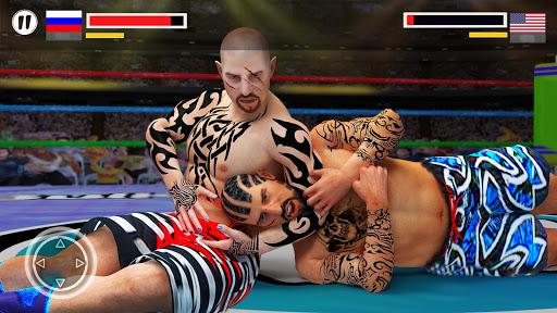 Wrestling Fight Revolution 20: World Fighting Game 1.4.0 screenshots 3