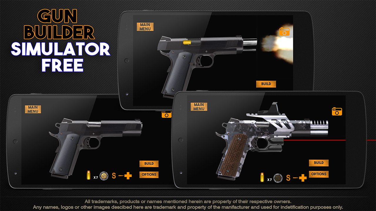 Gun builder simulator free android apps on google play for House building simulator online