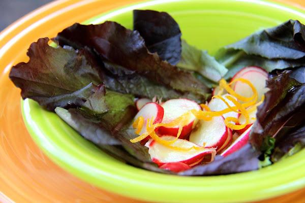 Moroccan Radish Salad Recipe
