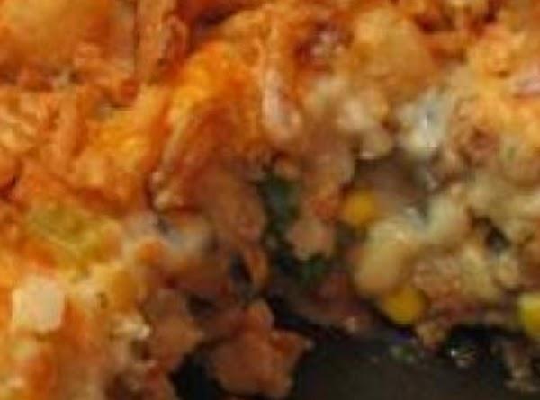 Mexican Hot Dog Casserole Recipe