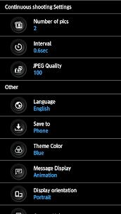 HD Camera Pro – silent shutter v3.0.0 [Paid] APK 5